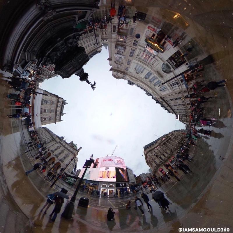 360-degree photography